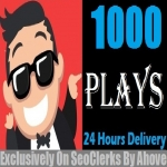 Start Instant 1000 Plays In Your Track