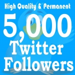 Get 5,000+ Twiter F0llwers From Stable Genuine Accounts within 24hrs