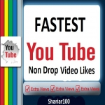 Super fastest Delivery 2000+ You+tube video L. ikes & 15 custom comments