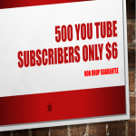 1000+ Non Drop Quality you. tube Subs, . criber