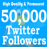 Get 50,000+ Twiter Follwers From Stable Genuine Accounts within 48hrs