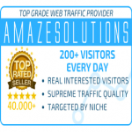 USA / UK BASE 40000 + REAL AND UNIQUE VISITORS TO YOUR WEBSITE