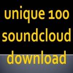 Unique 100 soundcloud download first delivery
