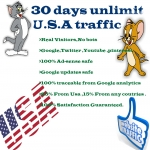 Drive real human Unlimited Website TRAFFIC to your website