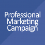 Professional marketing campaign - Pack 200