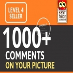 Instant Start 1000+ HQ Comments