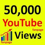 Super Fast 50,000+ High Retention 90 To 100 Percent Non Drop Vi ews