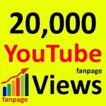 Fast 20,000+ High Retention 90 To 100 Percent Non Drop Vi ews