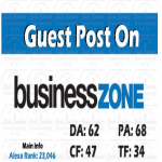 Write With Publish Guest Post On businesszone