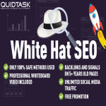 WhiteHat SEO - Video creation,  3000 PR9 Signals,  1000 Backlinks,  Video Submission and Promotion to 1,000,000 People on Social Media