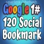 Manual 120 Social Bookmark with Provide Backlnik