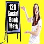 Manual 120 Social Bookmark with Provide Backlnik