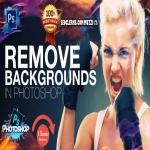 Remove Background Photoshop Editing