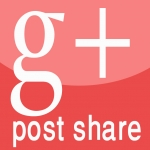 Get 50+ Google plus share or Google post plus