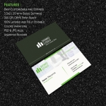 Design Perfect Amazing Business Card For You