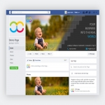 Design Amazing fACEBOOK Cover Page