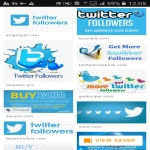 1000 ww and Geo location based twitter promotional service