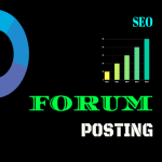 10 forum posts for 5