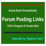 ULTRA Manual PREMIUM 20 Authority Forum Posting Links from DA50+ to Boost Ranking