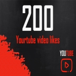 200 Youtube video promoting start and completed fast