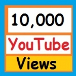 10,000+ YouTube views safe and ranking for your videos