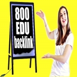 EDU backlink for first google rank your Content