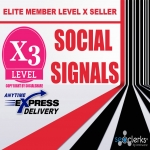 Mixed 30,000 PR9 SEO Social Signals Share Bookmarks Important Google Ranking Factors