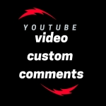 Stable 50+ Non drop Custom Comments Different account must me give