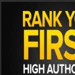 Rank You First In Google High Pr Links,  High Da Backlinks