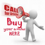 GET 5 articles to build up your WEB,  BLOG & personal use - with speedy delivery.