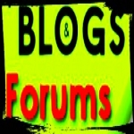 Blog Comments and Forum Postings