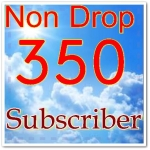 GUARANTEE BRAND OFFER 350 subs- cribers safe and real activefor EVERYMAN