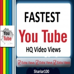 1500 Video Promotion pakeage Non drop Give super fast Delivery