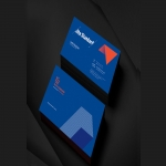 I Design Minimalist,  Unique Business Card Within 24 Hrs