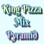 King Pizza Mix Pyramid