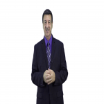 Be Your Green Screen Spokesperson for Product,  Website or Promotion Video