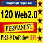 create Web 2.0 Profile,  Quality Baclinks,  70+ sites,  PR9 PR8 PR7 PR6 PR5