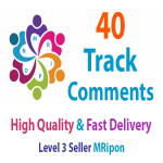 Start Instant 40 High Quality Post Comments