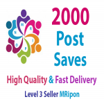 Add Instant 4000 High Quality Post Saves