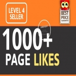 Add 1000+ HQ Fast PAGE LIKES and High quality