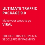 Ultimate Traffic Package BEST in SEOClerks 7 days Campaign,  Unlimited Traffic Everyday