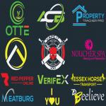 Do Unique Logo Design Within 24hrs