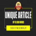 1000 Words Of SEO Article