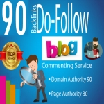 Provide 90 High Domain Authority Do Follow Blog Comments