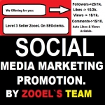 RUN A SOCIAL MEDIA MARKETING PROMOTION