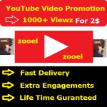 1000+ YouTube Video viwz Marketing social Media Promotion